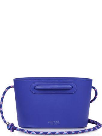 Meli Melo Majorelle Blue Elsie Cross Body Bag