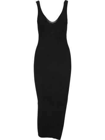 Helmut Lang Fitted Tank Dress