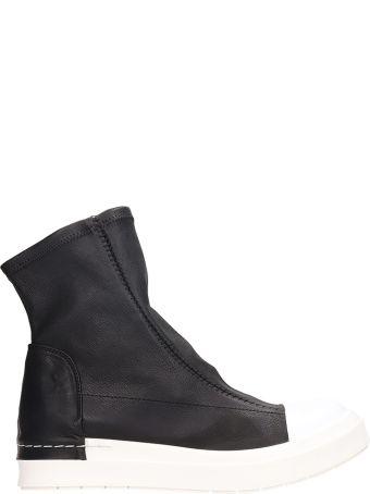 Cinzia Araia Sock-like Upper Sneaker Boots