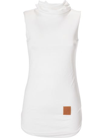 Loewe Logo Patched Top