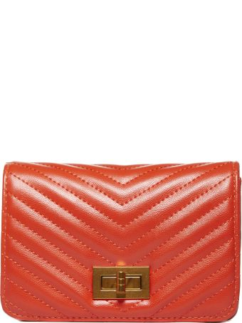 Essentiel Quilted Shoulder Bag