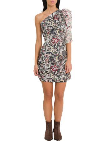 Isabel Marant Étoile Lilia One Sleeve Dress