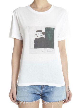 Saint Laurent 'pola Esther' T-shirt