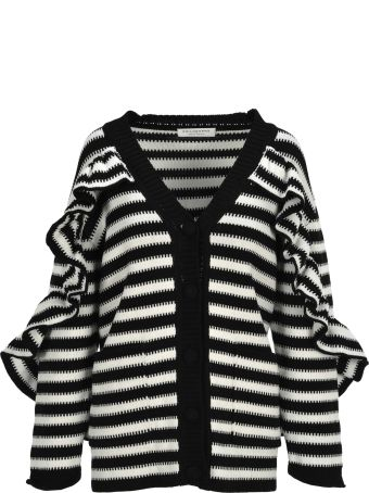 Philosophy di Lorenzo Serafini Philosophy Cardigan Righe