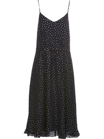 Essentiel Polka Dot Print Dress