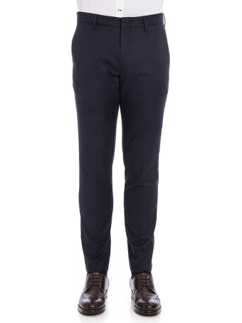 Pence Trousers Wool Cotton R