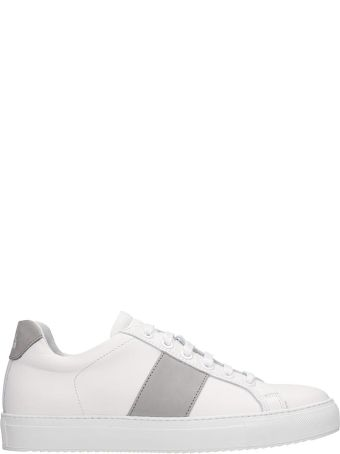 National Standard Edition 4 Sneakers In White Leather