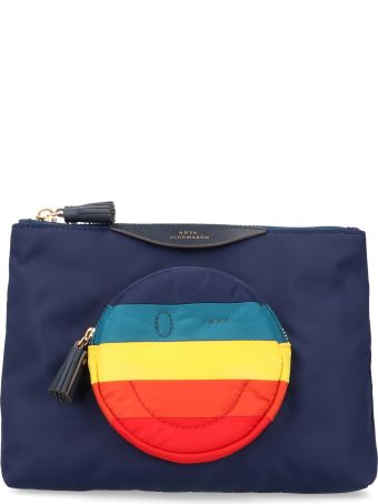 Anya Hindmarch 'smiley Rainbow' Bag
