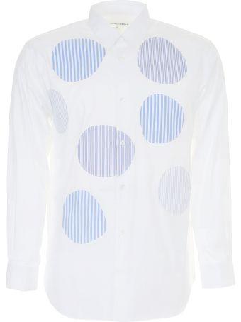 Comme des Garçons Shirt Unisex Polka Dots Shirt