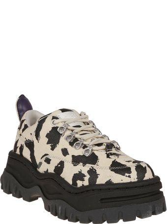 Eytys Printed Platform Sneakers