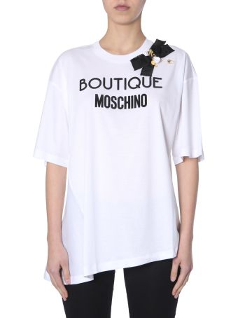 Boutique Moschino Oversized T-shirt