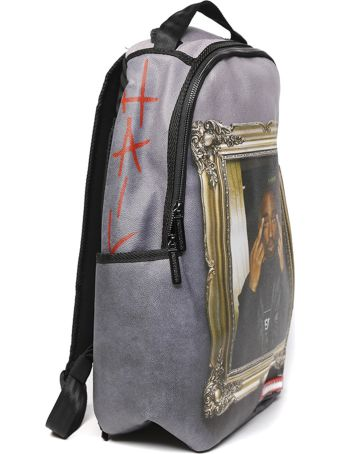 Sprayground Back Tupac Golden Boy
