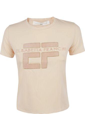 Elisabetta Franchi Celyn B. Logo T-shirt