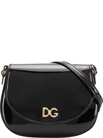 Dolce & Gabbana Black Shoulder Bag
