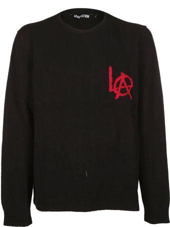 Adaptation Logo Sweater