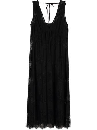 Jucca Lace Midi Dress