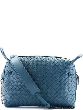 Bottega Veneta Nodini Bag Blue