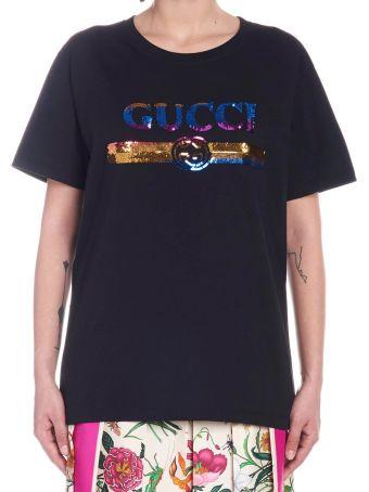 Gucci 'gucci Fake' T-shirt