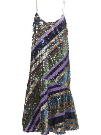 Essentiel Sequinned Dress