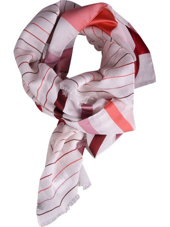Weekend Max Mara Striped Scarf