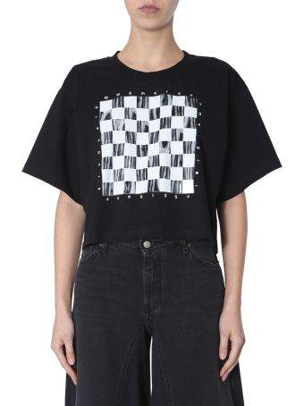 MM6 Maison Margiela Cropped T-shirt