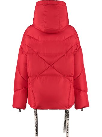Khrisjoy Khris Puffer Hooded Down Jacket