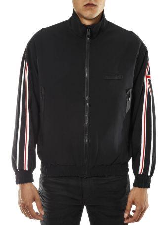REPRESENT Represent Black Cotton Sweatshirt