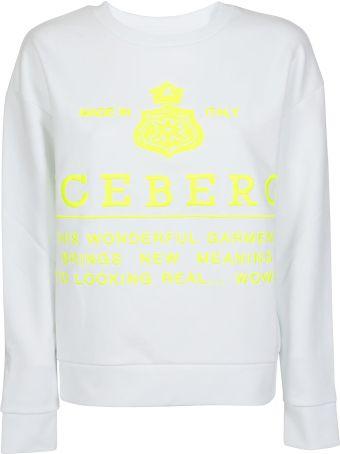 Iceberg Logo Sweatshirt