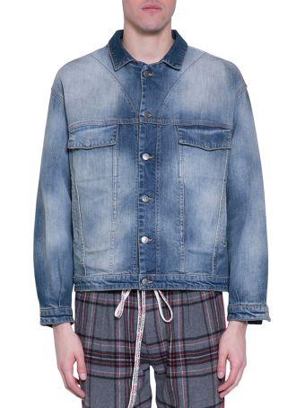 REPRESENT Cotton Denim Jacket