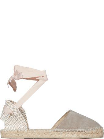 Manebi Ankle Strap Espadrilles