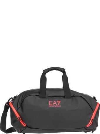EA7  Fitness Gym Sports Shoulder Bag