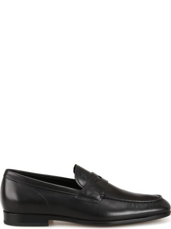 Tod's Smooth Leather Black Loafers Xxm51b00010d90b999