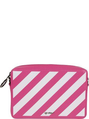Off-White Diagonal Fannypack Shoulder Bag