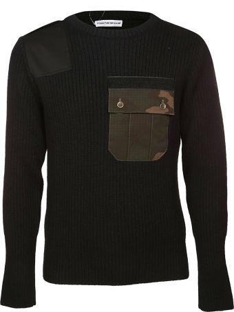 Gosha Rubchinskiy Camouflage Pocket Sweater