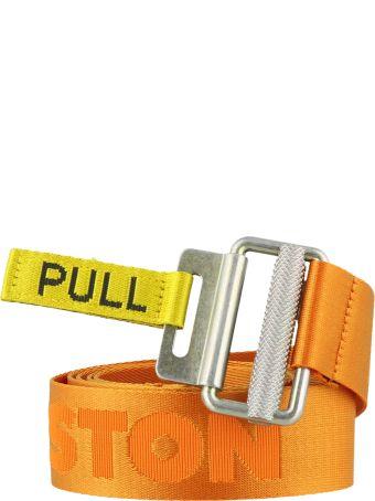 HERON PRESTON Logo Pull Belt