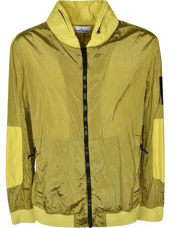 Stone Island Zip-up Jacket