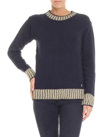 Trussardi Jeans Ribbed Sweatshirt