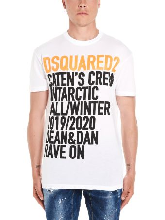 Dsquared2 'caten's Crew' T-shirt