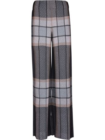 Circus Hotel Checked Trousers