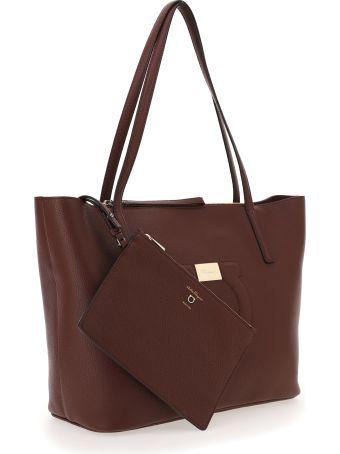Salvatore Ferragamo City Tote Bag
