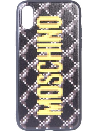 Moschino Iphone X/xs Cover