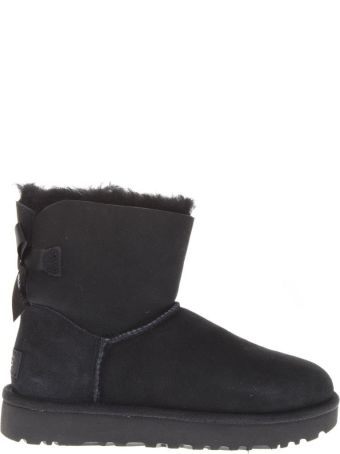 UGG Mini Bailey Boots With Bow Detail