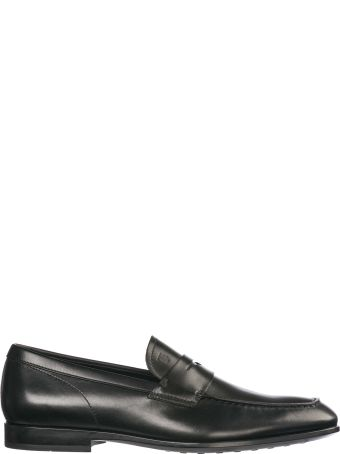 Tod's  Leather Loafers Moccasins