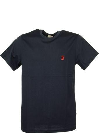 Burberry Parker Monogram Motif Cotton T-shirt