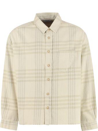 John Elliott Hemi Checked Overshirt