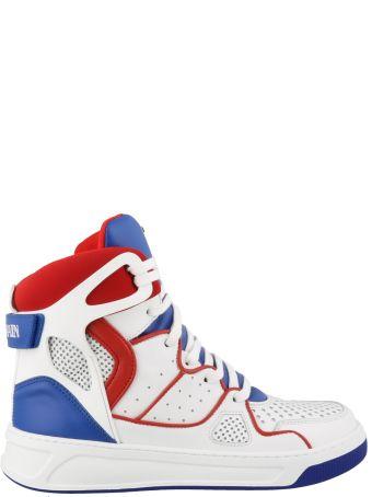 Balmain Keith High Top Sneakers