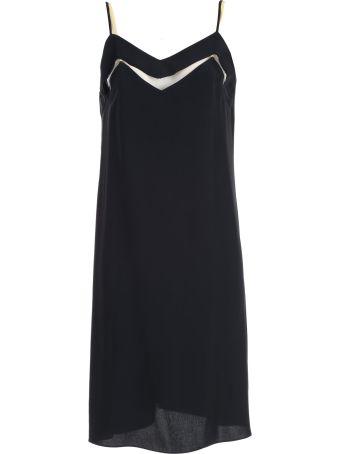 Maison Margiela Dress W/straps And Split