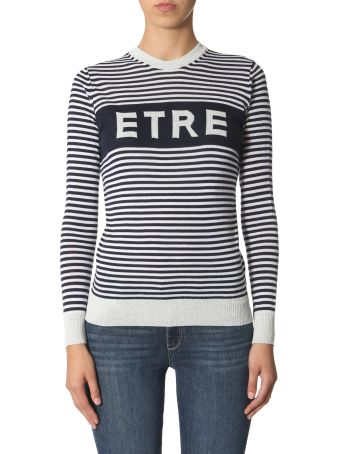 Etre Cecile Striped Sweater