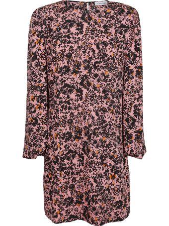 Calvin Klein Floral Print Mini Dress