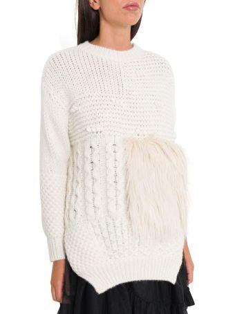 Simone Rocha Patchwork Sweater